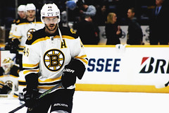 2/18/2016 (christina mccullough) Tags: hockey nhl bruins bostonbruins davidkrejci bridgestonearena