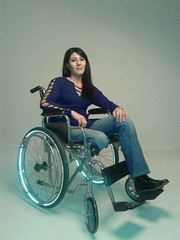 amp-1088 (vsmrn) Tags: woman crutches amputee onelegged