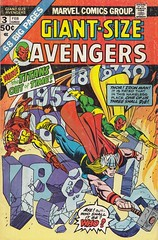 The Avengers / Giant-Size 3 (micky the pixel) Tags: comics comic ironman thor marvel heft theavengers thevision