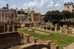 Palatino Forum romain - Rome (xalub33) Tags: rome pierre ngc romain ruines palatinoforumromain