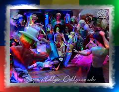 Blanche's Hen Night - HOT STUFF !! (HollysDollys) Tags: stella iris ariel fairytale toy toys blog doll dolls lily princess toystory danielle barbie ella disney holly story cameron aurora bonnie serena jem cinderella marguerite dolly anastasia blanche snowwhite diva fashiondoll rapunzel rai sleepingbeauty hennight dominic littlemermaid disneystore dollies gwendolyn kem mulan chippendales dollie henparty leonora fairytopia dollys disneydoll maxsteel maledancers toystories fashiondolls barbieandtherockers cinderelladoll dollstories rockstarbarbie dollstory disneydolls hollysdollys disneydesignercollectiondoll elladisneydoll ellatheworldaccordingtoadisneydoll wwwhollysdollyscouk