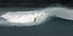 5014GTW (Rafael González de Riancho (Lunada) / Rafa Rianch) Tags: sea sports mar surf waves surfing vague olas deportes mundaka onda tubos cantábrico océamo
