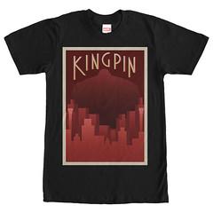 Deco Fisk (Marvel T Shirts) Tags: deco fisk kingpin daredevils