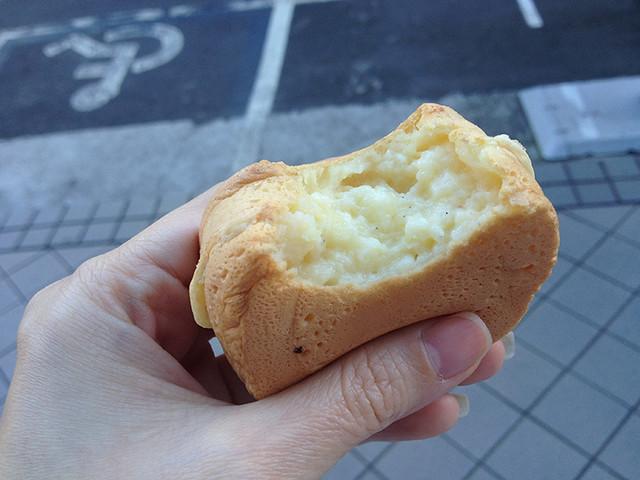 台北市信義美食萬丹紅豆餅