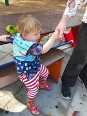Off we go (quinn.anya) Tags: toddler sam boots totland
