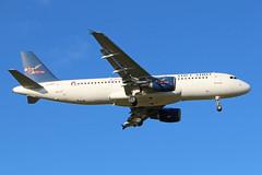 SU-BPX Air Cairo Airbus A320-214