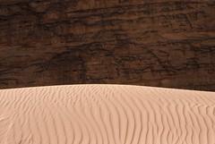 Tassili n' Ajjer | Jan 2004 (Euphemia G) Tags: africa sahara trekking trek algeria desert djanet tassilinajjer