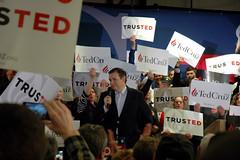 Ted Cruz in Coeur d'Alene - March 5 (Hammerin Man) Tags: winner nextpresident tedcruz nevertrump