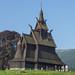 Hopperstad Stave Church, near Balestrand Norway