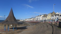 Seaside Walk With A Difference (Katie_Russell) Tags: ireland scaffolding crescent prom promenade scaffold northernireland ni portstewart ulster nireland norniron countylondonderry countyderry coderry colondonderry colderry countylderry