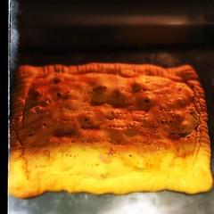 Y hoy para comer, empanada gallega... (dpereirapaz) Tags: food comida rico foodporn empanada igers igersbcn uploaded:by=flickstagram instagram:photo=8919769017666621891852545