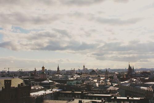 Москва краса