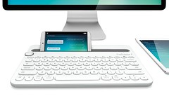Logitech K480 Review: A Bluetooth Multi-Device Keyboard (d.emily13) Tags: logitechkeyboard logitechbluetoothmultidevicekeyboardk480 logitechk480 bluetoothmultidevicekeyboard