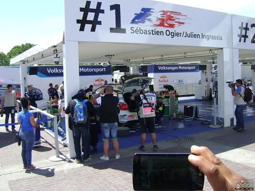 WRC Rally Guanajuato México 2016 - Sábado 5 de marzo - Rally Campus 009