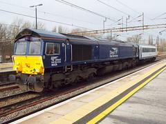 66426-82127 at northampton (47604) Tags: northampton dvt class66 66426 82127