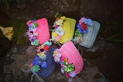 Flowers Hat !!