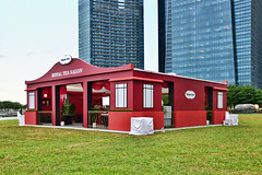 Royal Tea Salon (chooyutshing) Tags: singapore haagendazs marinabay popupcafe royalteasalon thepronmontorymarinabay ilightmarinabay2016