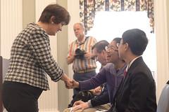 Opening Ceremony (Virginia Humanities) Tags: usa reading library read va charlottesville openingceremony lettersaboutliterature virginiafestivalofthebook vabook anneholton jmrl 03162016 vabook2016
