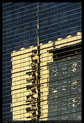 Abstract Frankfurt Architecture (reassembling.visions) Tags: abstract architecture skyscraper reflections manualfocus frankfurtammain multiplereflections carlzeiss perspectivecorrection manuallens nikond800 aposonnart2135