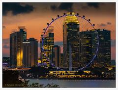 Singapore_15 (Ryszard Domaski) Tags: singapore skyscrapers buildingcomplex marinabaysands