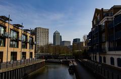 Thames Walk April 2016 (6 of 14) (johnlinford) Tags: urban london thames canarywharf thamespath limehousecut canonefs1022 canoneos7d