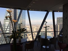 The Lounge at Searcys at the Gherkin (1) (Lex Photographic) Tags: london gherkin searcys