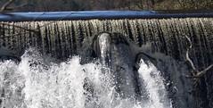 P1190793 (Rimager) Tags: water river waterfall dam fallingwater