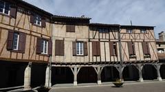 Lautrec -81 le Tarn (surlesailesdumonde) Tags: maison tarn colombages lautrec