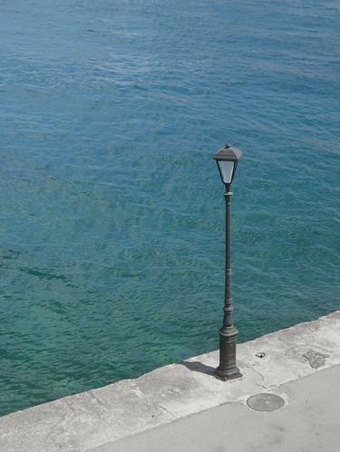 #Spring near  the #sea #Chania #onecolor #1color #Crete