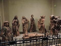 Sorrow over dead Christ (Compianto sul Cristo morto), Santa Maria della Vita, Bologna (Dimitris Graffin) Tags: sculpture statue christ jesus bologna terracota magdalene josephofarimathea
