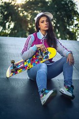 skater girl#5 by Ole (longboardsusa) Tags: usa by ole skate skater skateboards longboards longboarding girl5