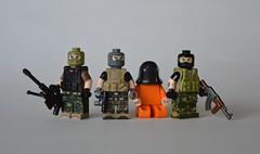 Phoenix Connexion (~J2J~) Tags: modern lego terrorists counterstrike hostage warfare minifigures brickarms minifigcat eclipsegrafx csgo