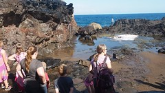 all around the blowhole video (dolanh) Tags: hawaii video maui spray renee fred beachhouse zooey nakaleleblowhole kahekilihighway