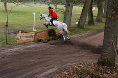 2016 Horses Hunting (Steenvoorde Leen - 3.4 ml views) Tags: maarsbergen doorn utrechtseheuvelrug 2016 landgoed netherlands pferde paarden springen cross horse horses hindernis fench jumping reiten hunting cheval