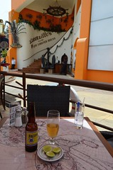 Time For Lunch (Neal D) Tags: beer mexico restaurant baja pacifico cabosanlucas lorenzillos