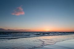 Sonnenuntergang (Jrgenshaus) Tags: strand day sonnenuntergang zeeland clear sonne nordsee niederlande zoutelande verlaufsfilter 845mm 100mmnd09reversed