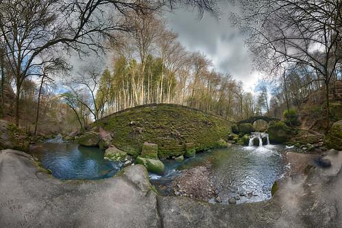 Schiessentümpel 360 degrees panorama