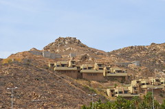Modern Cliff Dewellers (Neal D) Tags: houses house mountain mexico hill baja cabosanlucas