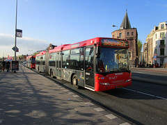 EBS R.Net  bus 1013 Amsterdam CS (Arthur-A) Tags: bus netherlands buses amsterdam nederland autobus scania ebs egged bussen rnet