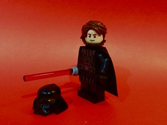 Do You Know, What I've Become? (Supremedalekdunn) Tags: man dark star force lego machine lord more darth than anakin lightsaber wars vader sith skywalker sidious