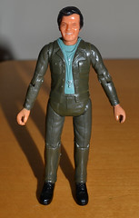 M*AS*H Hawkeye Pierce (trev2005) Tags: alan doll action harry potter figure pierce hawkeye morgan colonel ltd alda tristar mash internatioanl