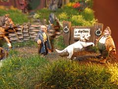 Beutelsend_05 (Mangito1) Tags: gandalf lordoftherings hobbits bilbo herrderringe auenland beutelsend