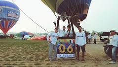 Lubao Hot air Balloon at Pradera Verde (4 of 29) (Rodel Flordeliz) Tags: travel sky hot air balloon billboard adventure oxygen riding hotairballoons pradera pampanga bataan lubao lubaohotair