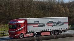 D - Bauer Barnstedt DAF XF 106 SSC (BonsaiTruck) Tags: truck 106 lorry camion bauer trucks lastwagen daf lorries lkw xf lastzug