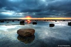 amaneceres-mas-bonitos-del-mundo-3 (luiscasstaeda) Tags: ocean sea sun seascape reflection beach water clouds sunrise landscape coast rocks sydney australia nsw longreef