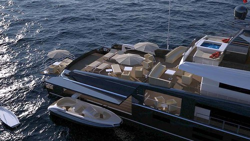 Яхта Ocea Nemo 44 от Ocea Yacht и MC Yacht & Co