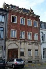 Architectenwoning J.F. Colin, Gent (Erf-goed.be) Tags: geotagged gent prinsenhof oostvlaanderen archeonet architectenwoning geo:lat=510592 geo:lon=37156 joachimfranscolin