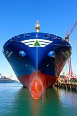 HYUNDAI MARS (Ugborough Exile) Tags: sony ships 2016 okpo geoje dsme rx100iv