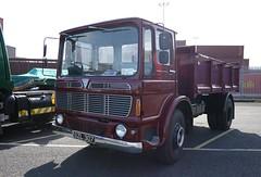 AEC Tipper (scouse73) Tags: truck mercury aec