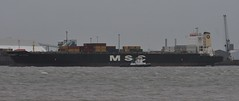 Ships of the Mersey - MSC Alexa (sab89) Tags: sea sabrina water port liverpool docks manchester canal ship ships terminal cargo estuary container birkenhead oil tug alexa shipping tugs carrier mersey tanker msc chemical wirral tankers bulk runcorn smit seaforth stanlow